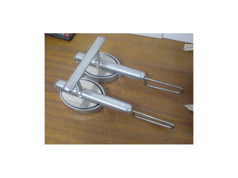 HAMBURGUESERA Oval, aluminio / Inox - 18/10