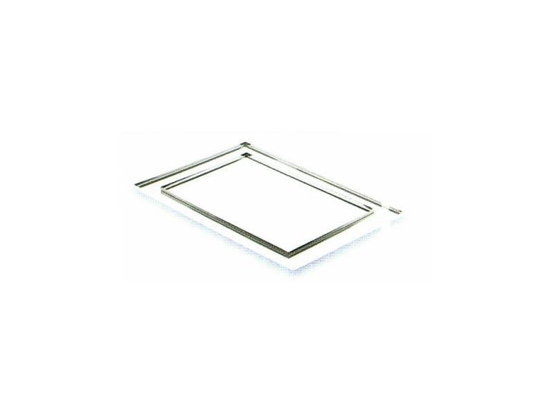 LATA CON PARED aluminio, Grueso 1,2 mm