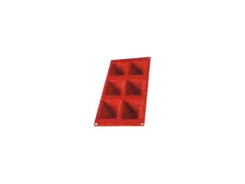 PIRÁMIDE 6 Cavidades 7x7x4,2 cm. h