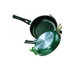SARTÉN aluminio Antiadherente verde