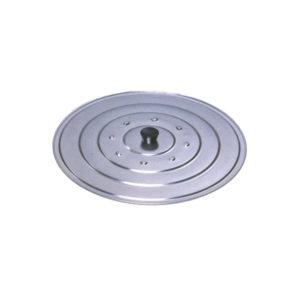 TAPADERA PLANA ANTIVAHO - aluminio